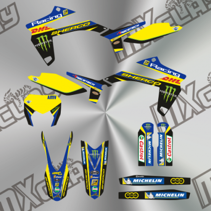 SHERCO SE 2015 MONSTER