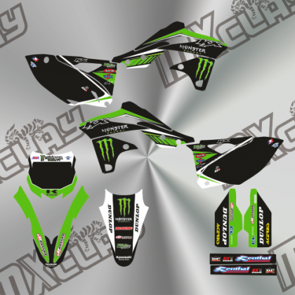 KAWASAKI KX 2015 MONSTER