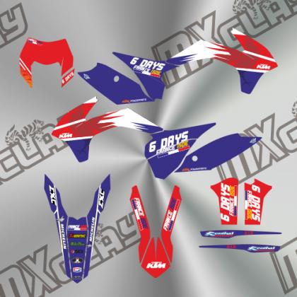 KTM EXC 2014/16 FRANCE