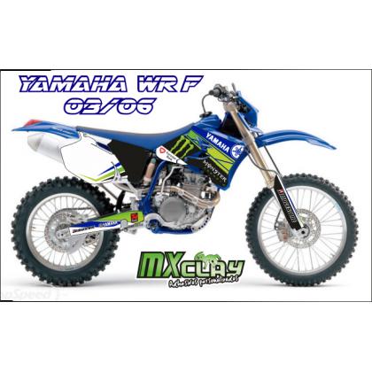 YAMAHA WRF 2006 MONSTER