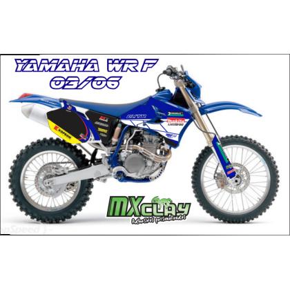 YAMAHA WR250F 03/06 MAKITA