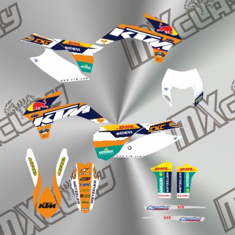 KTM EXC 2015 RÉPLICA